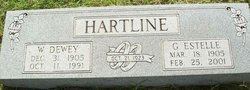William Dewey Hartline