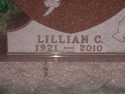 Lillian Christina <i>Buntenbach</i> Laugerman