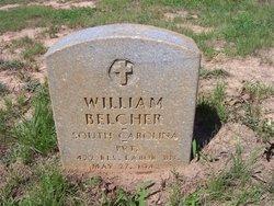 William Belcher