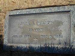 Jack LeRoy Wilson
