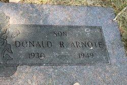 Donald Raymond Arnote