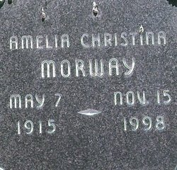 Amelia Christina Morway