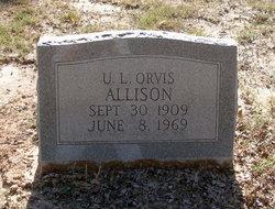 U L Orvis Allison
