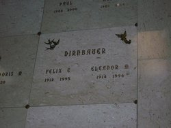 Eleanor Marjorie <i>Hawver</i> Dirnbauer