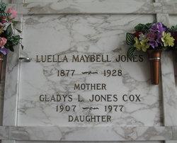 Gladys L. <i>Jones</i> Cox