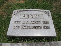 Nannie Kate <i>Law</i> Abney