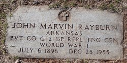 John Marvin Rayburn