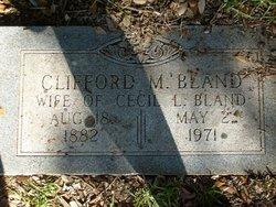 Clifford <i>Madding</i> Bland