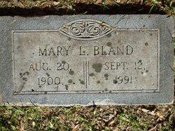 Mary Elizabeth <i>Lockwood</i> Bland