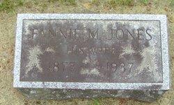 Fannie M. <i>Jones</i> Plant