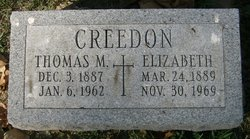 Thomas M Creedon