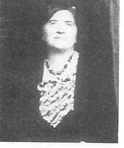 Hilda Olava <i>Knutson</i> Andersen