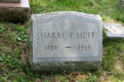 Harry P Huff