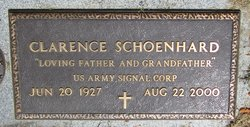 Clarence Schoenhard