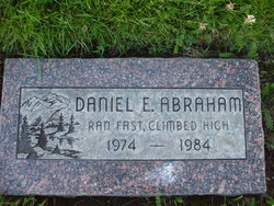 Daniel E. Abraham