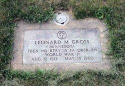 Leonard M. Gross