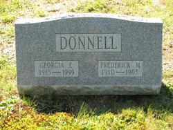 Frederick M. Donnell