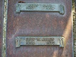 Erik M. Allen