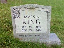 James Arthur King