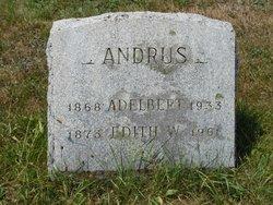 Edith L. <i>Wood</i> Andrus