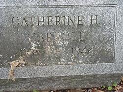 Catherine H. Carroll