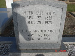 Peter Fate Amos
