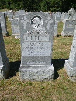 Anna <i>Nolan</i> O'Keefe Bartlett