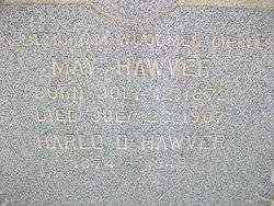 May <i>Buxbaum</i> Hawver