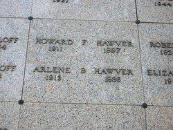 Howard Fredrick Hawver
