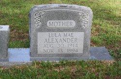 Lula Mae Alexander