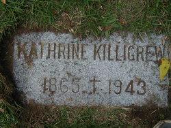 Katharine Kate <i>McGough</i> Killigrew