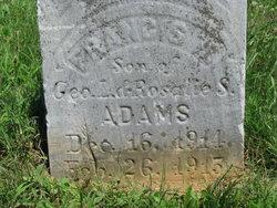Francis W. Adams