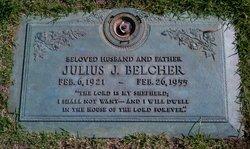Julius J Belcher