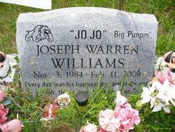 Joseph Warren Jo Jo Williams