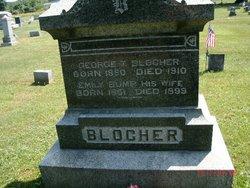 Emily <i>Bump</i> Blocher