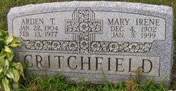 Arden T Critchfield
