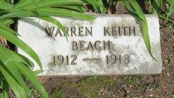 Warren Keith Beach