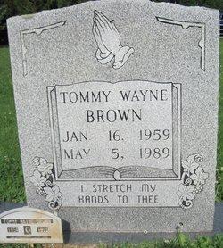 Tommy Wayne Brown