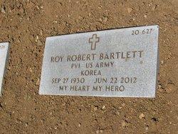Roy Robert Bob Bartlett