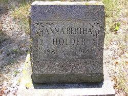 Anna Bertha Holder