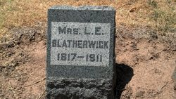 Lois Emeline Emily <i>Gridley</i> Blatherwick