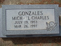Michael Charles Gonzales