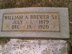 William A Brewer, Sr