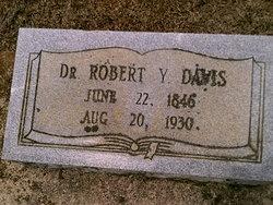 Dr Robert Y Davis