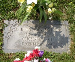 Helen M Armstrong