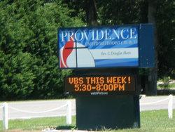Providence United Methodist Church Cemetery