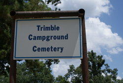 Trimble Campground Cemetery