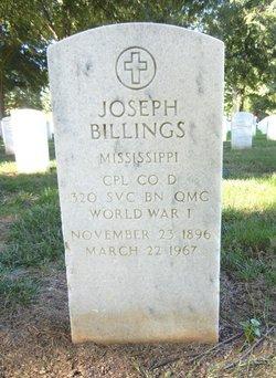 Joseph Billings