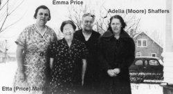 Adelia Louisa Deed <i>Moore</i> Shaffer