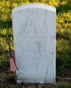 Dewey Merit Schaible